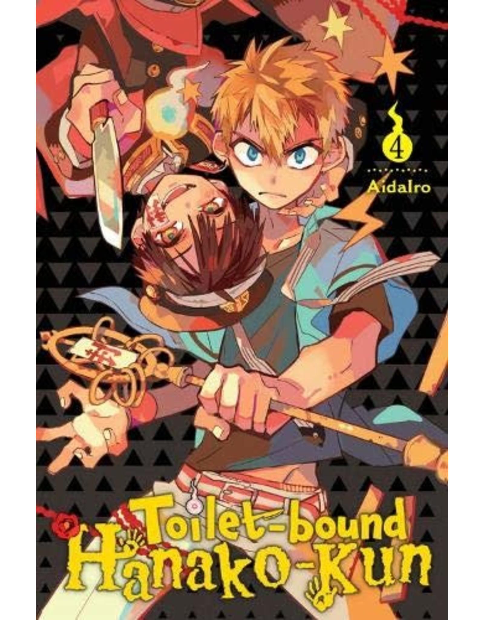 Toilet-Bound Hanako-Kun 4 (Engelstalig)
