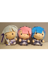 Re:Zero Cute plush - Ram - 15cm
