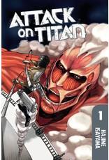 Attack on Titan 01 (Engelstalig)