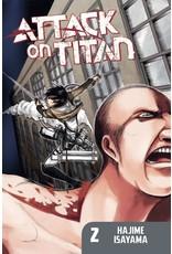 Attack on Titan 02 (Engelstalig)