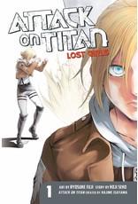 Attack on Titan: Lost Girls 01 (Engelstalig)