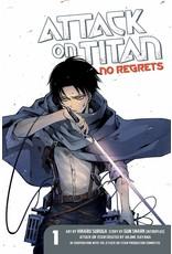 Attack on Titan: No Regrets 01 (Engelstalig)