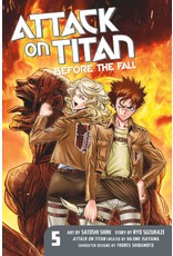 Attack on Titan: Before The Fall 05 (Engelstalig)