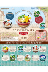 Re-Ment - Pokemon - Terrarium Collection Ex - Garal Region - Volledige set van 6