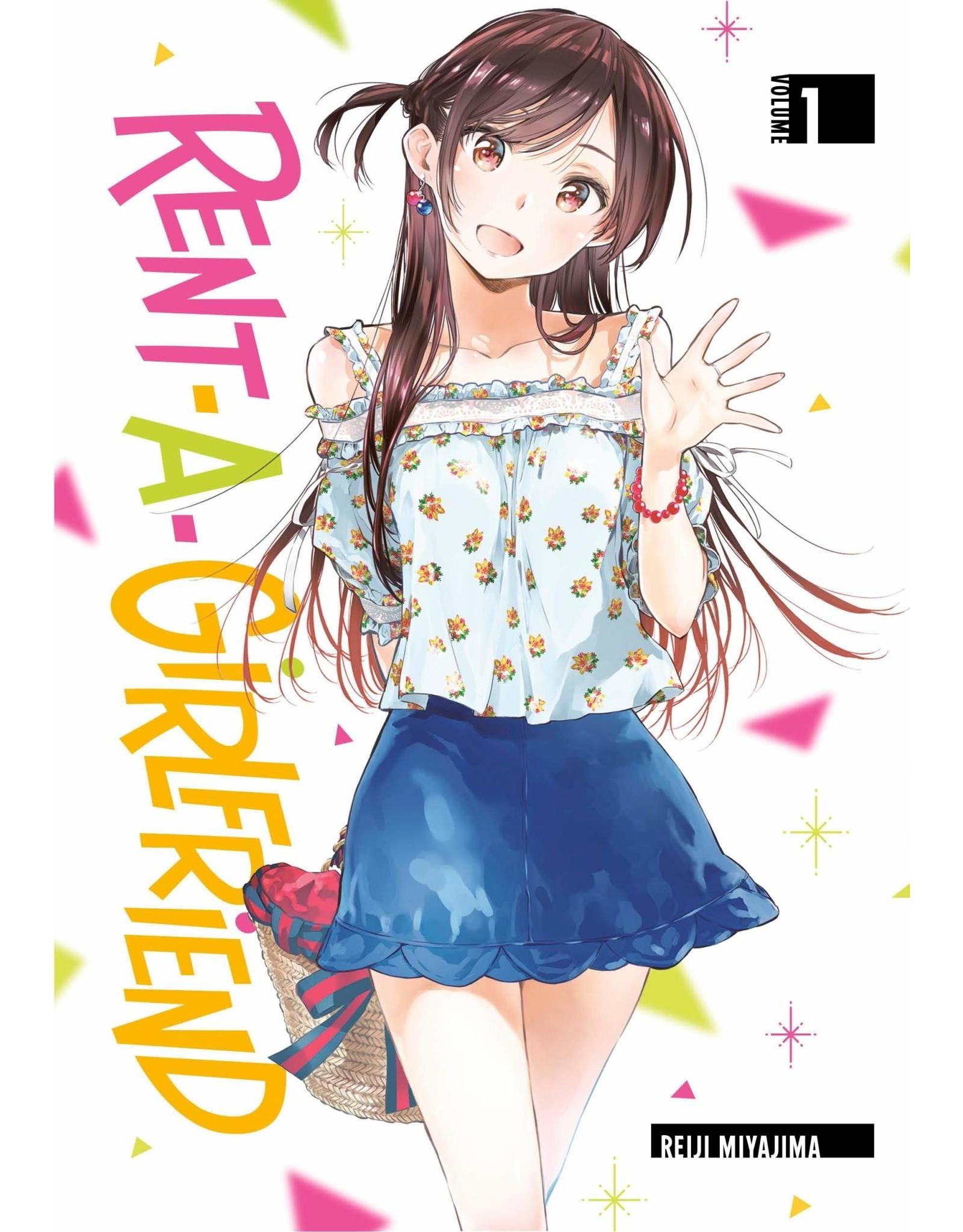 Rent-A-Girlfriend 1 (English)