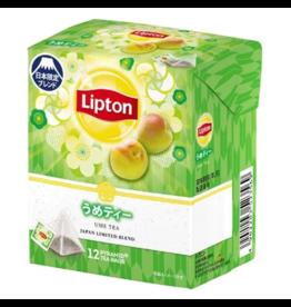 Lipton Ume Tea Pyramid Bag