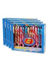 Jelly Belly Gourmet Candy Canes - Doos van 12 - 150g