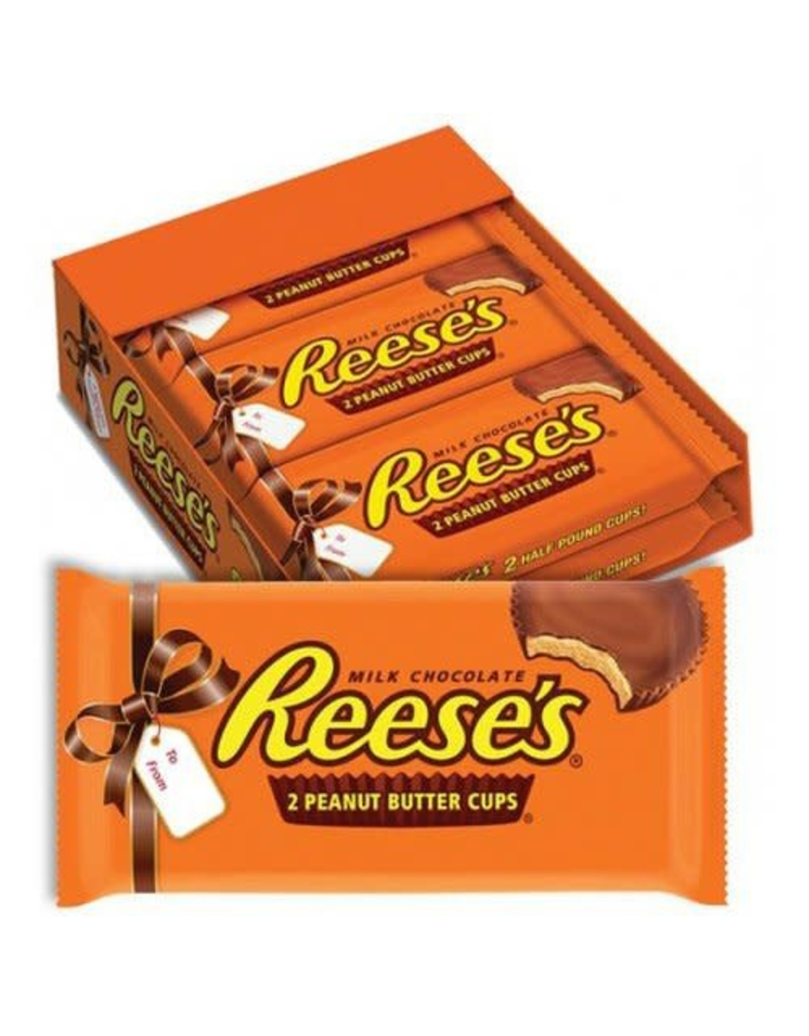 Reese's GIANT 2 Peanut Butter Cups - 453g