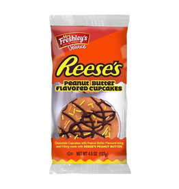 Reese's 2 Peanut Butter Flavored Cupcakes - 128g