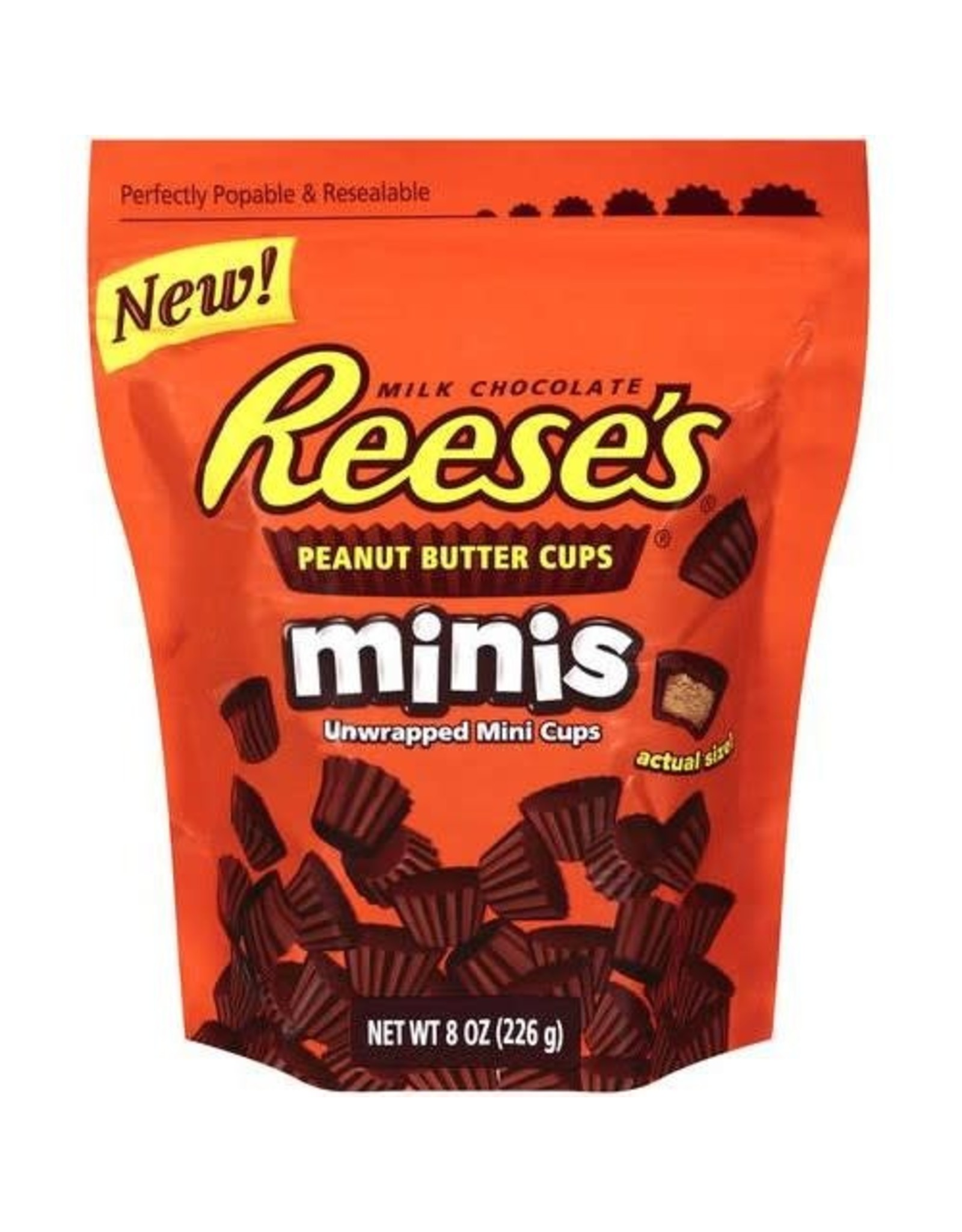 Reese's Peanut Butter Cups Minis - 226g