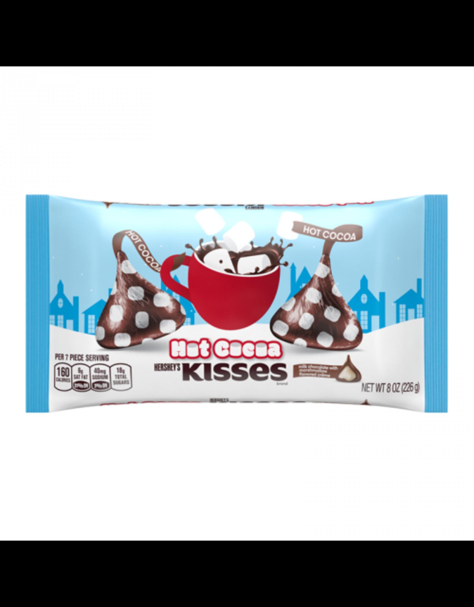 Hershey Hot Cocoa Kisses - 226g