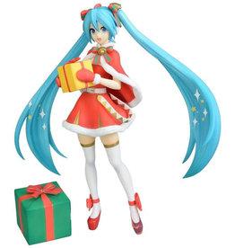 Hatsune Miku - Christmas 2019 Super Premium PVC Figure - 20 cm