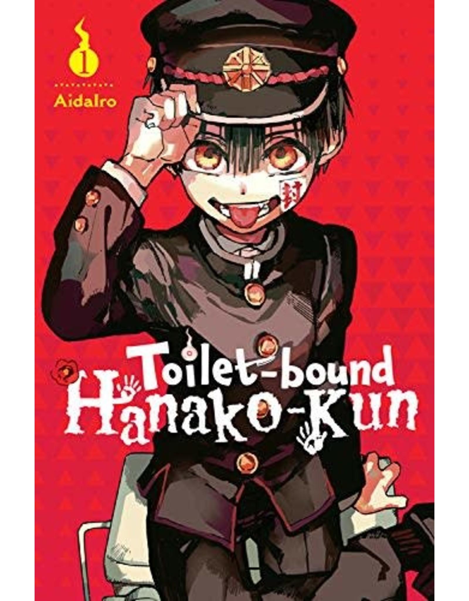 Toilet-Bound Hanako-Kun 1 (Engelstalig)