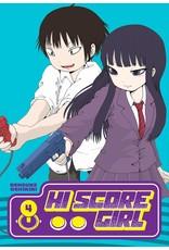 Hi Score Girl 4 (Engelstalig)