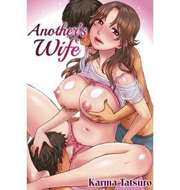 XXX Hentai - Another's Wife (English)