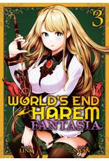 World's End Harem: Fantasia 3 (Engelstalig)