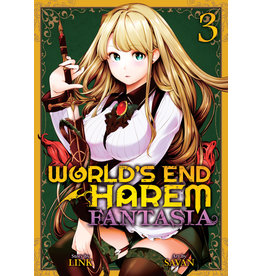 World's End Harem: Fantasia 3 (Engelstalig)