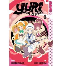 Yuri Bear Storm 1 (English)