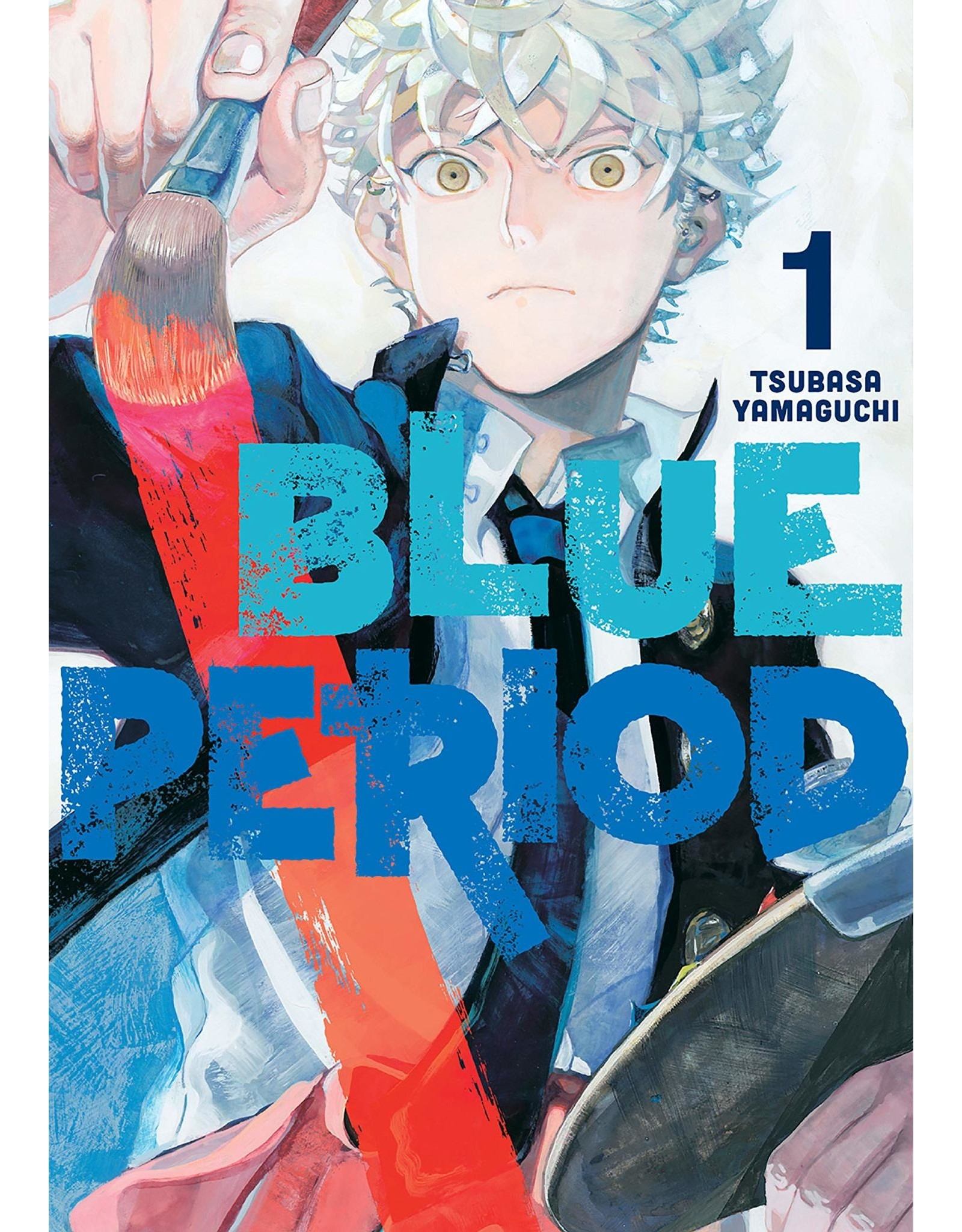 Blue Period 1 (English)