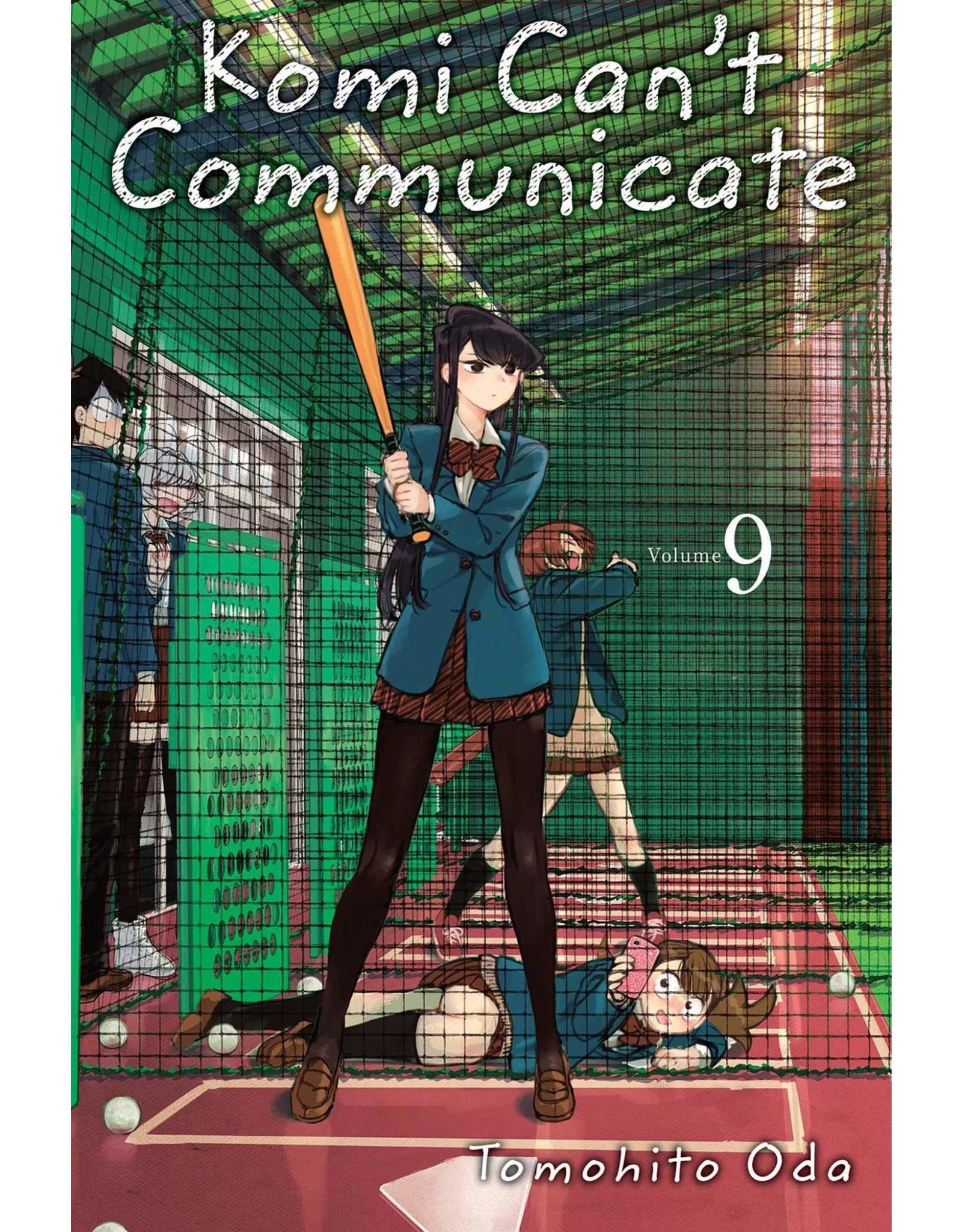 Komi Can't Communicate 9 (English)