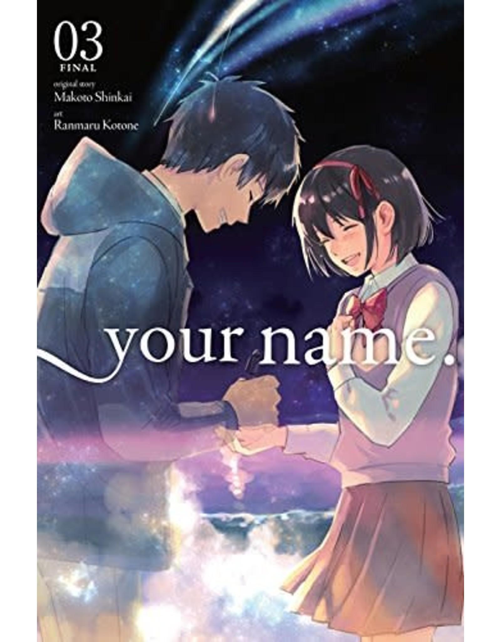 Your Name 3 (English)