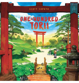 The One Hundred Torii - Boardgame (Engelstalig)