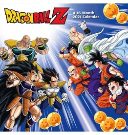 Dragon Ball Z Calendar 2021 (English Version)