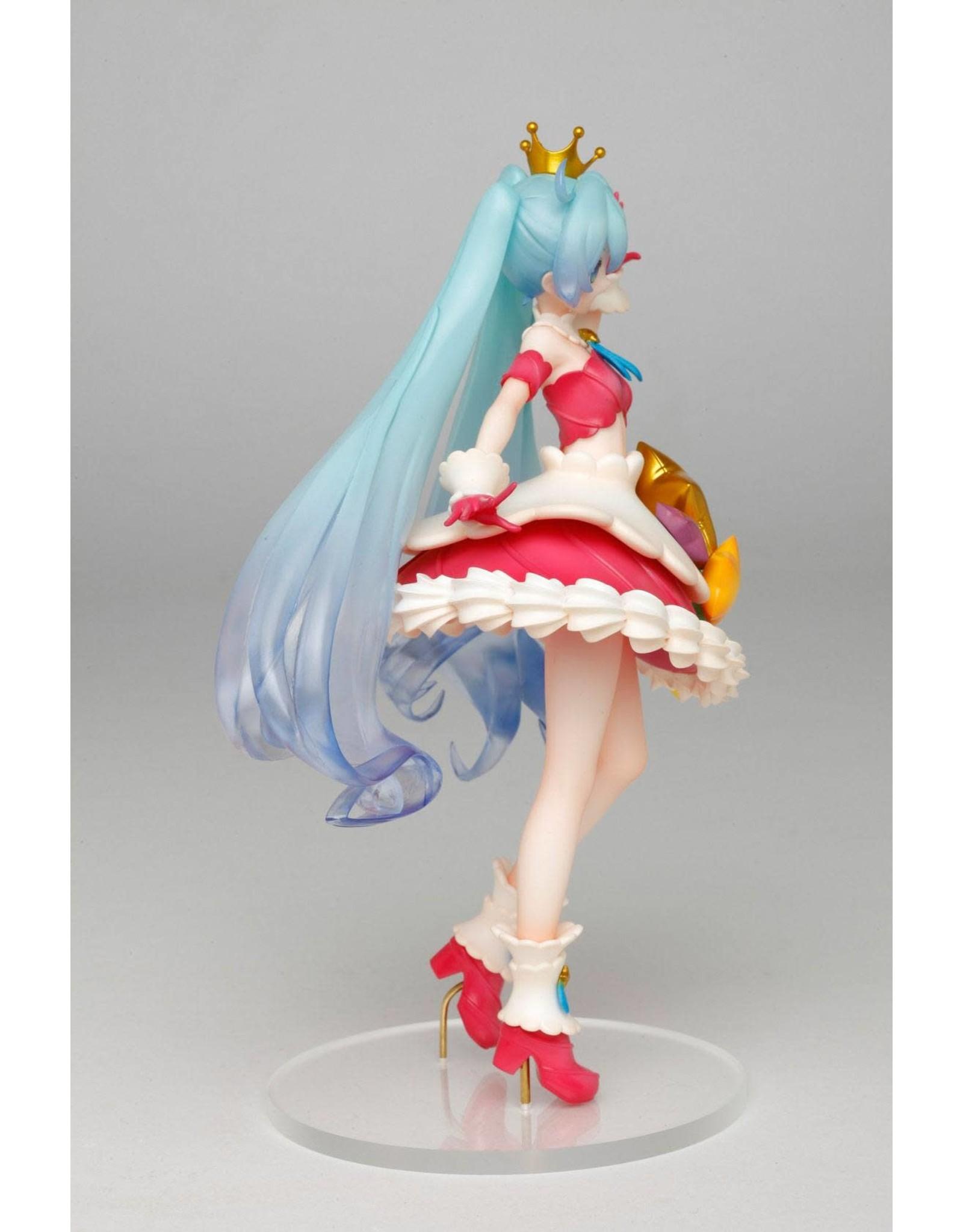 Hatsune Miku - Birthday 2020 Pop Idol Version - PVC Figure - 18 cm