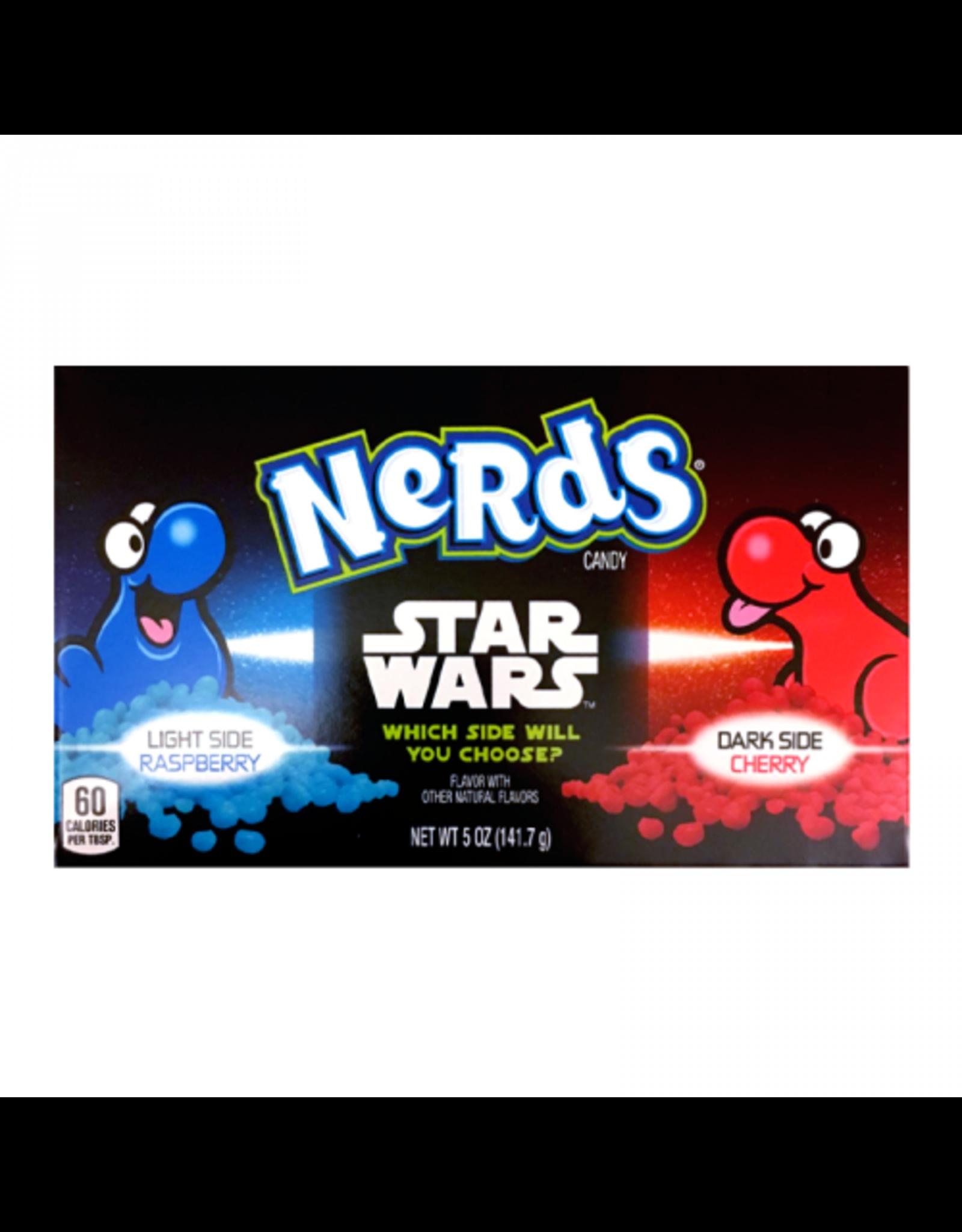 Nerds Star Wars - Raspberry & Cherry - 141g
