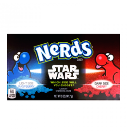 Nerds Star Wars - Raspberry & Cherry - 141g