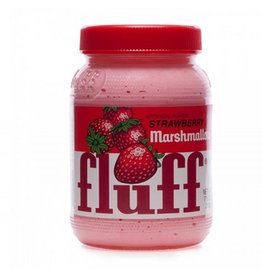 Fluff - Marshmallow fluff - Strawberry - 213g