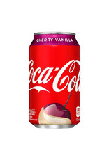 Coca-Cola Cherry Vanilla (US Edition) - 355 ml