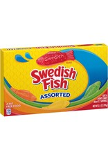 Swedish Fish - Assorted - 99g