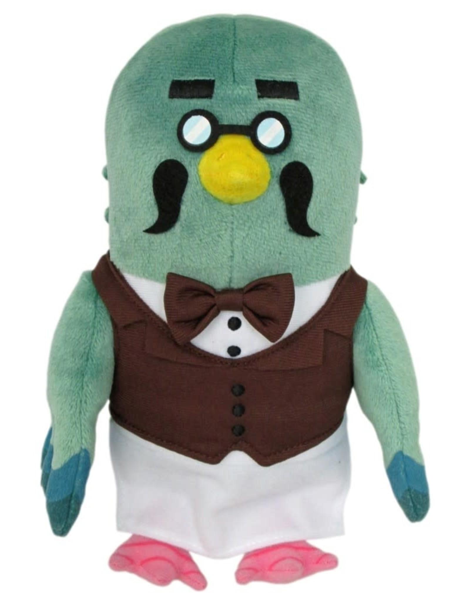 Animal Crossing Plushie - Brewster - 18cm