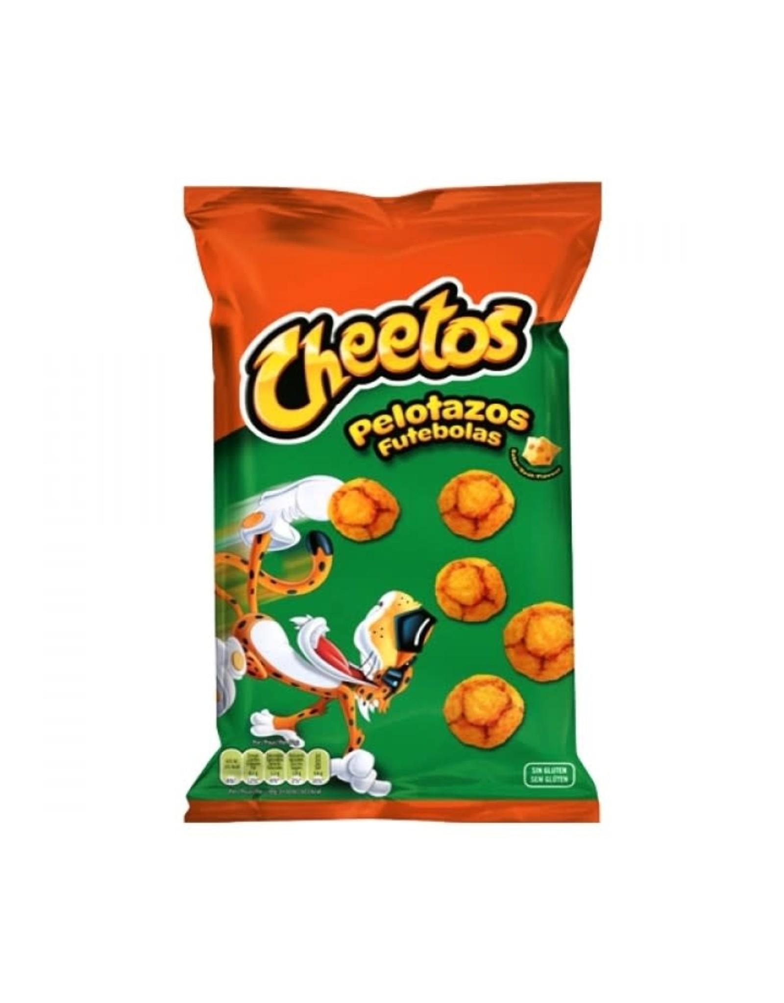 Cheetos Pelotazos Futebolas - 130g