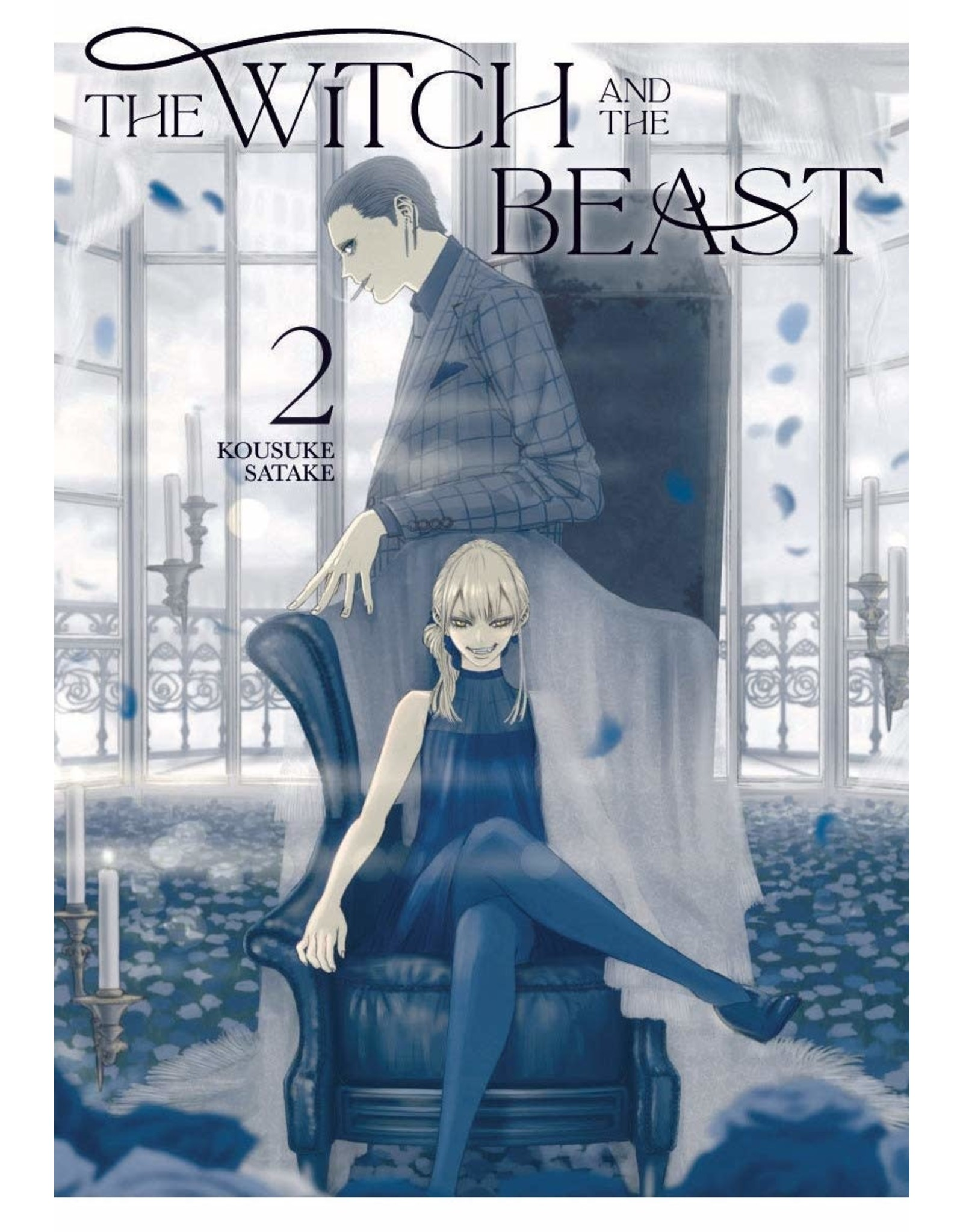 The Witch and The Beast 2 (Engelstalig)