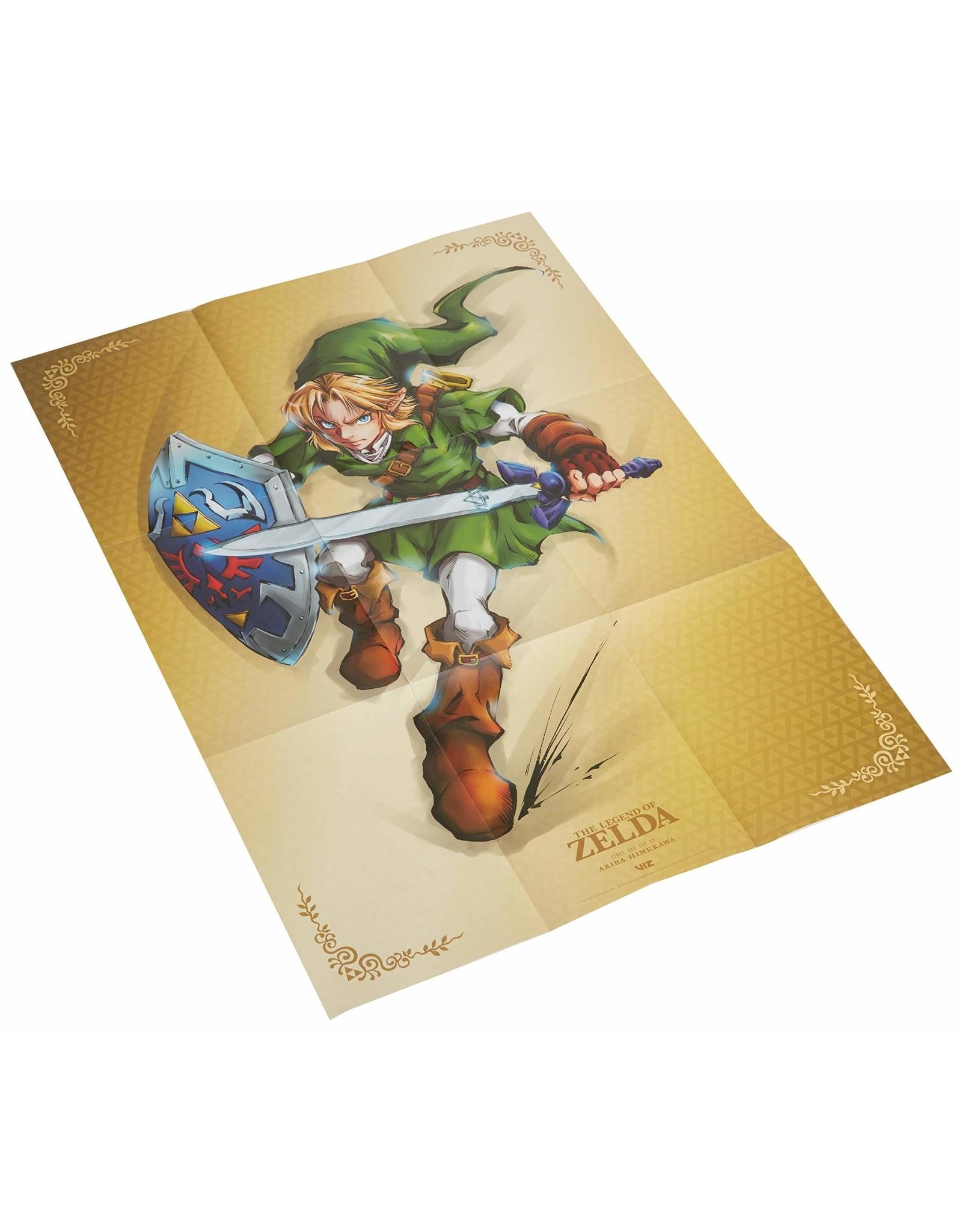 The Legend of Zelda: Legendary Edition Box Set (English)