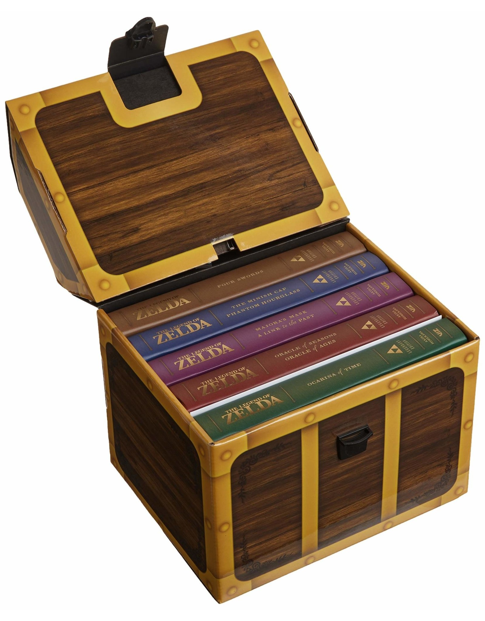 The Legend of Zelda: Legendary Edition Box Set (Engelstalig)