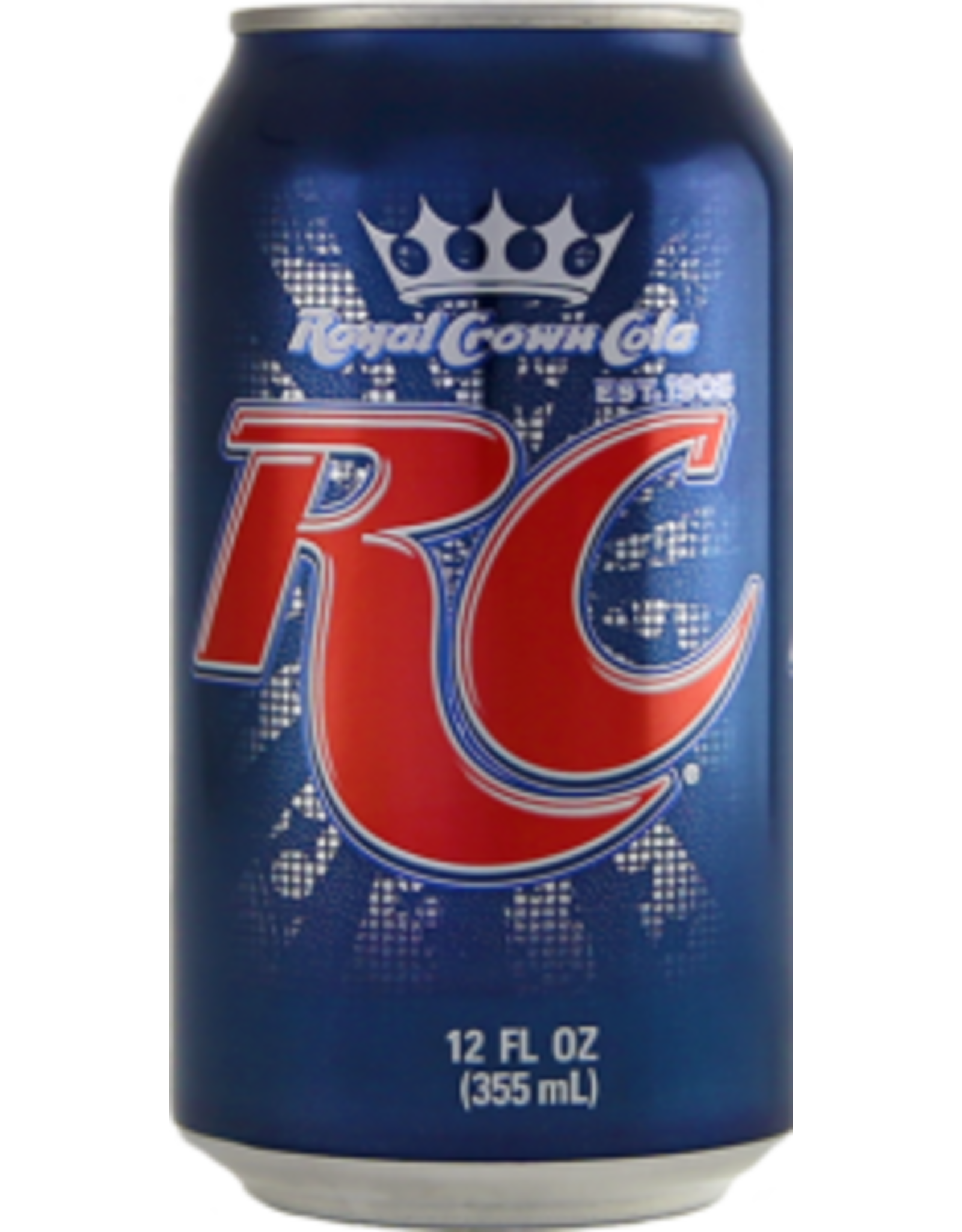 RC Cola (Royal Crown) - 355ml