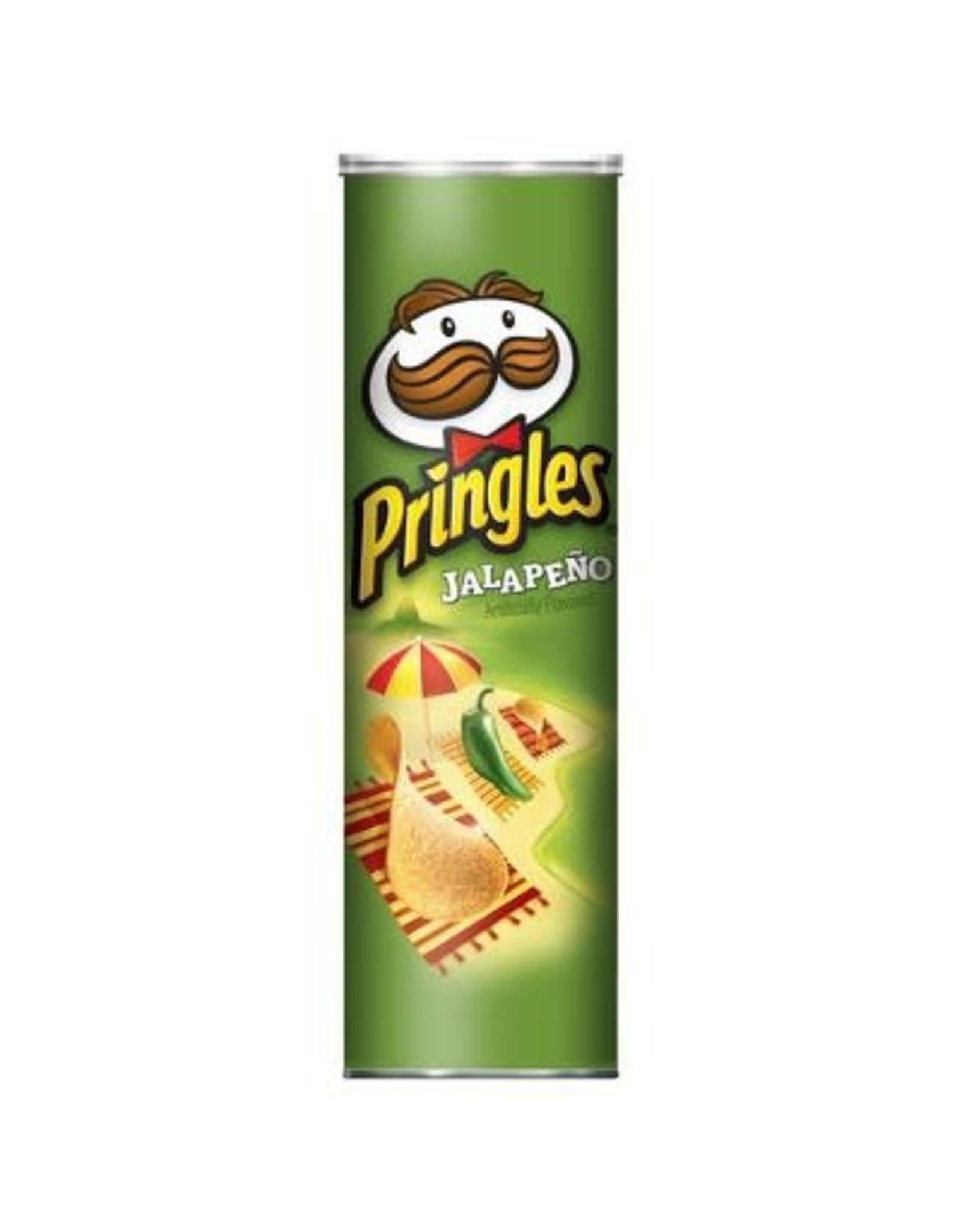 Pringles Jalapeño - 158g