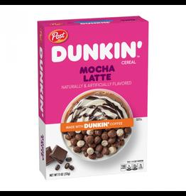 Dunkin' Cereal - Mocha Latte - 311g