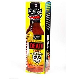Blair's Original Death Sauce with Chipotle - 150ml