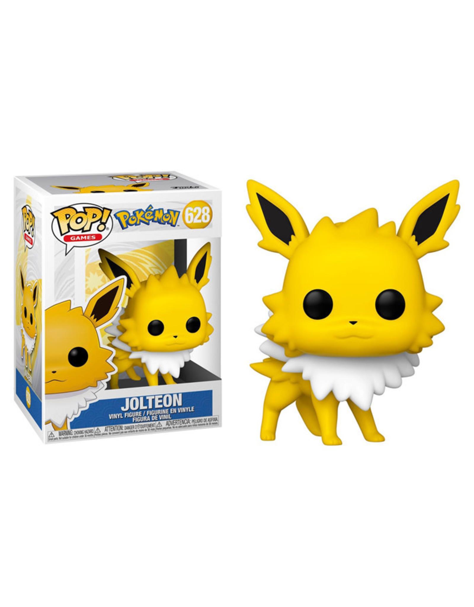 Pokémon - Funko Pop! Games 628 - Jolteon