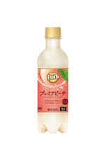 Fanta Premier Peach (Japan Exclusive) - 380ml