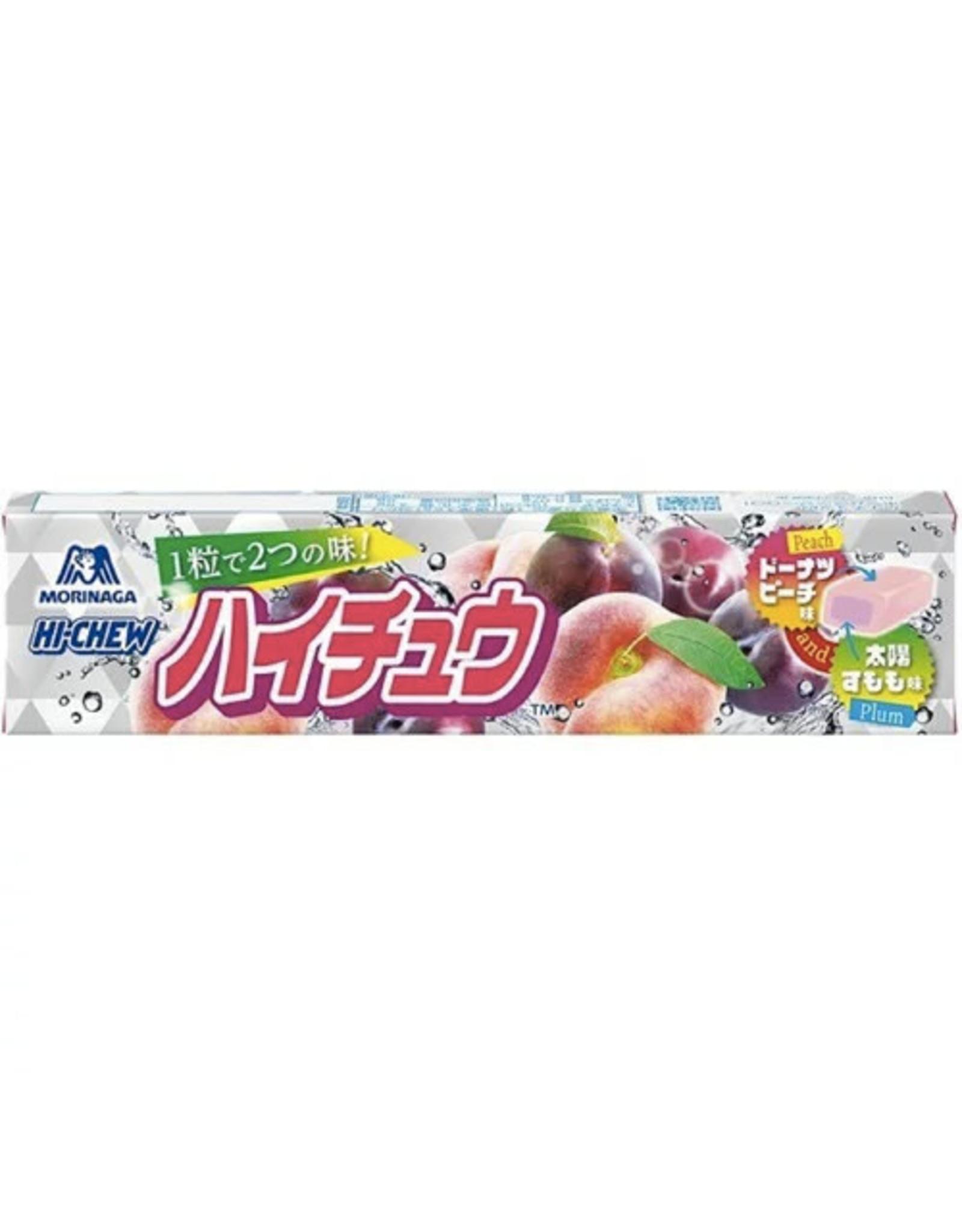 Hi-Chew Plum & Peach