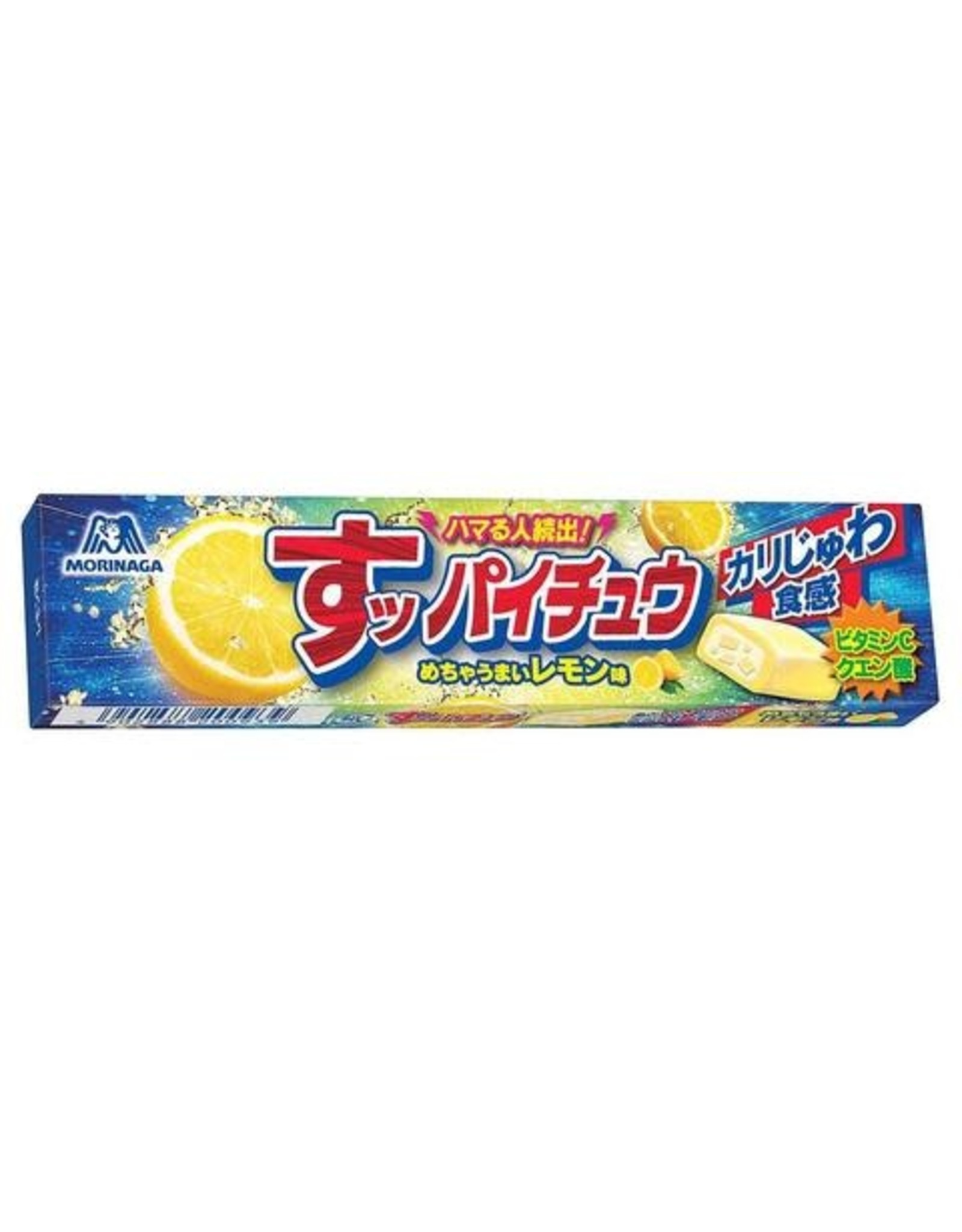 "Hi-Chew ""Suppai-Chew"" Sour Lemon"