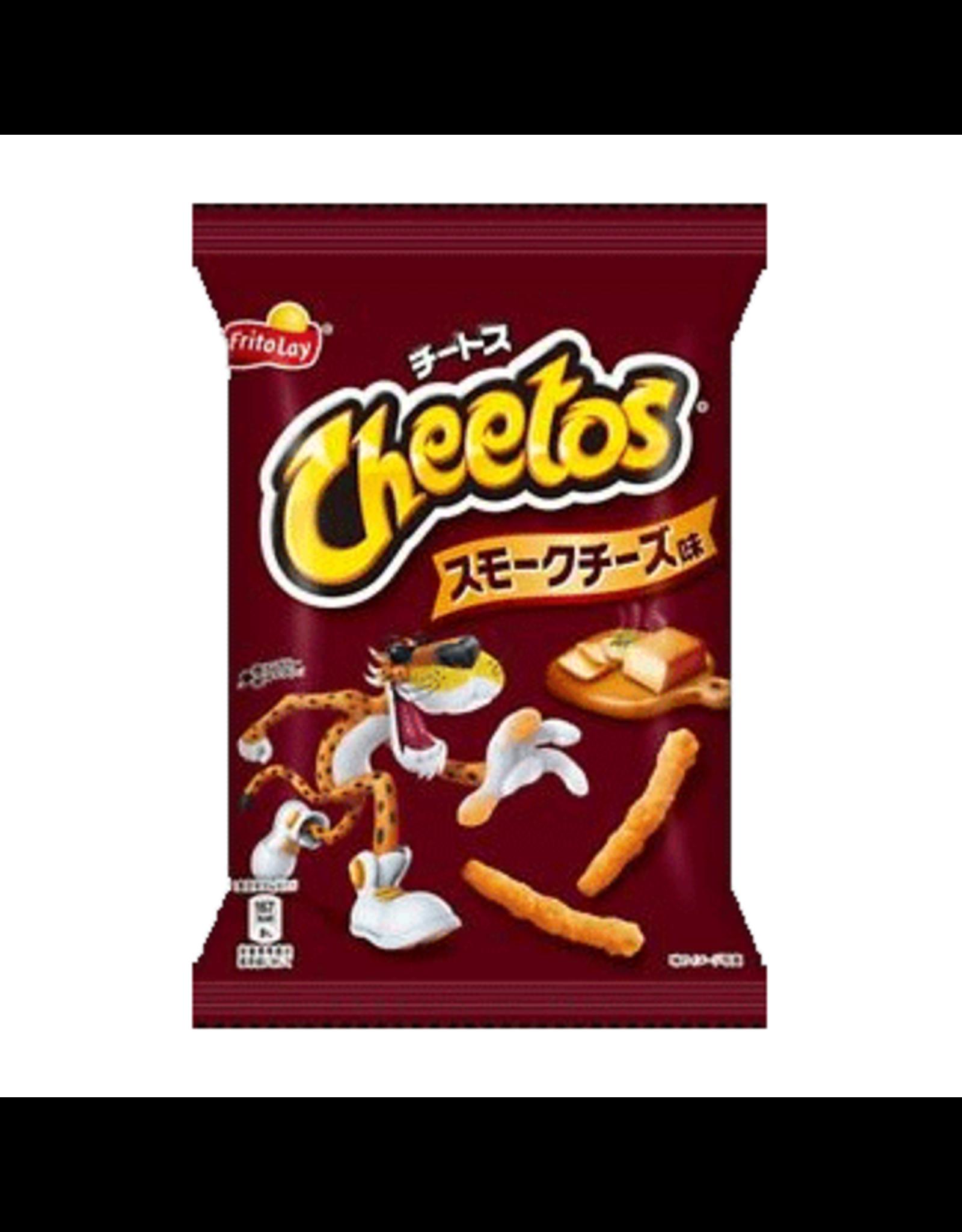 Cheetos Smoked Cheese (Japanese import) - 65g