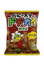 Baby Star Dodekai - Yakisoba Sauce Flavor - 81g