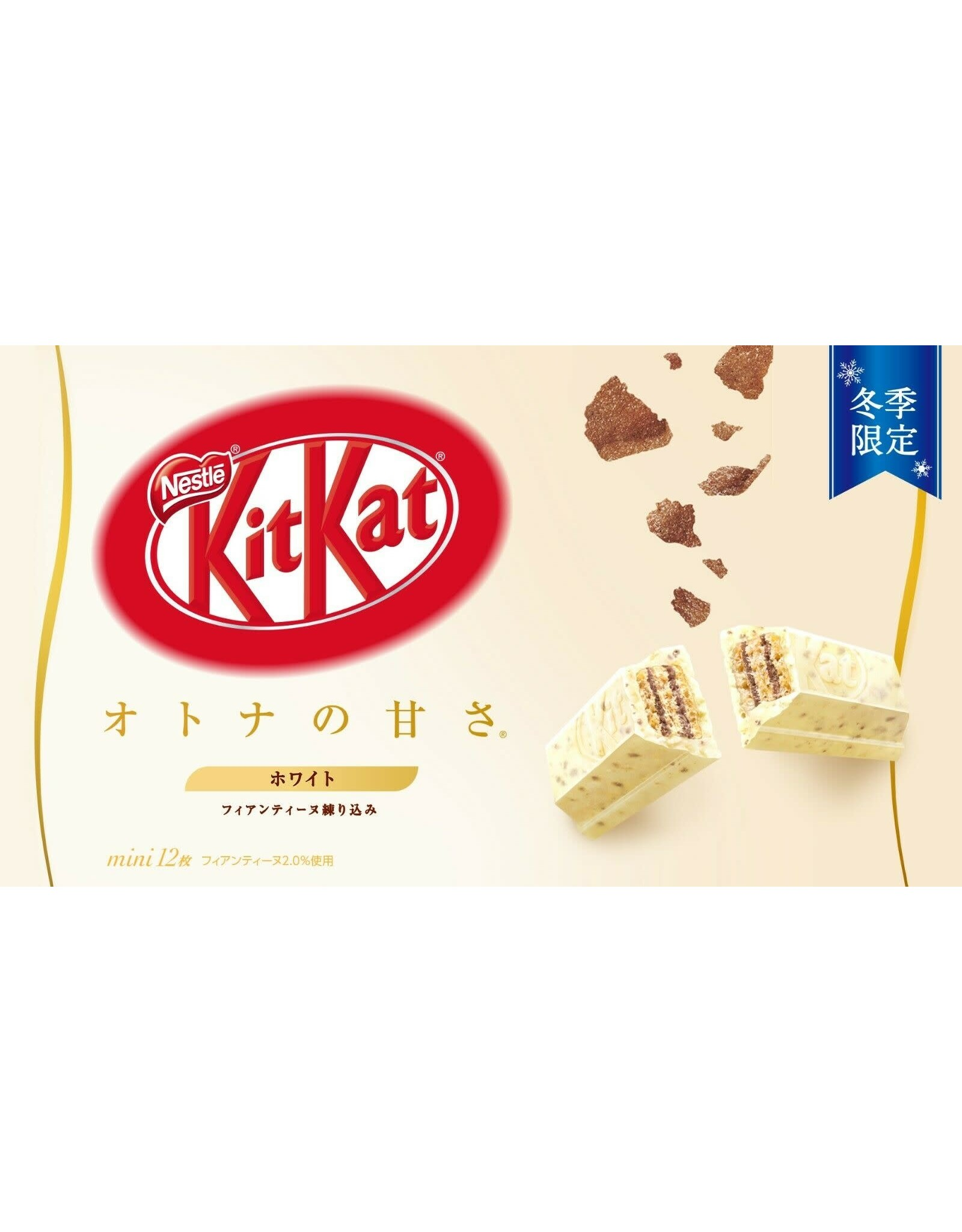 KitKat Mini Fiantine White