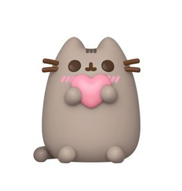 Pusheen - Pusheen with Heart- Funko Pop! 26